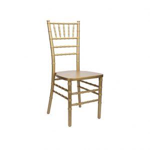 Gold Chiavari - Aluminum - Elegant- Chiavari- Chair Rental