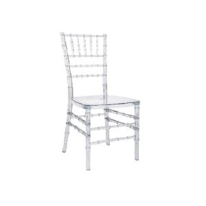 Crystal Clear Chiavari