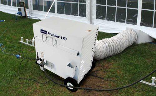 Premier Heater Rental