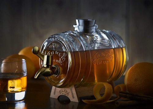 Glass Barrel Dispenser Rental