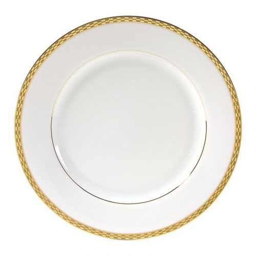 Athens Gold Charger Plate