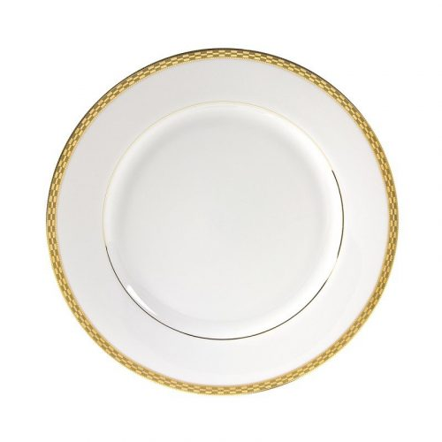 Athens Gold Dinner Plate