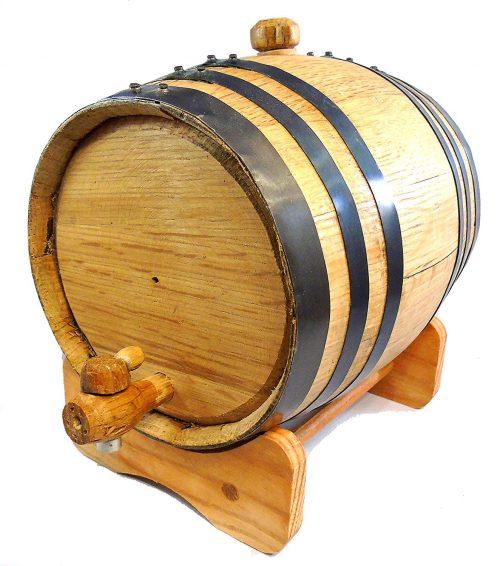 5 Gallon Charred American Oak Aging Barrel