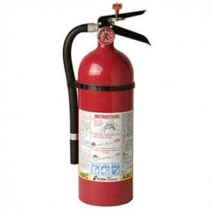 Fire Extinguisher Rental