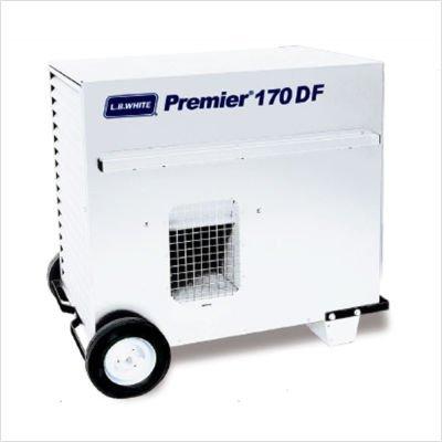 premier tent heater rental