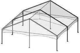 30x30 Gable Tent