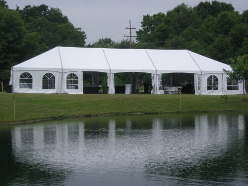 30x75 JumboTrac Lite Frame Tent Rental