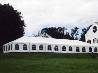 30x90 JumboTrac Lite Frame Tent Rental