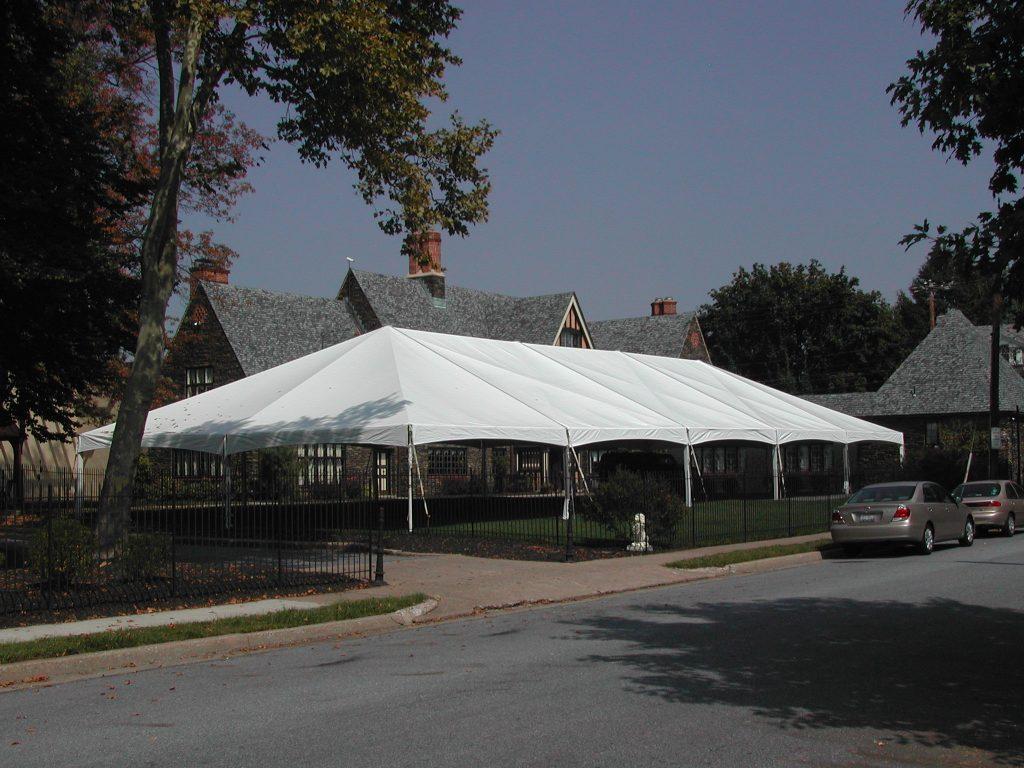 40x100 JumboTrac Frame Tent