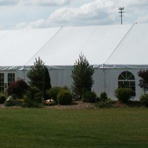 40x120 JumboTrac Frame Tent