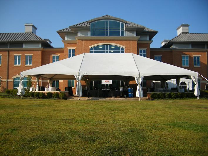 40x60 JumboTrac Frame Tent Rental