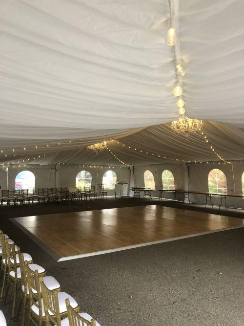 40x60 JumboTrac Frame Tent