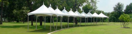 10 x 10 Marquee White Booth Tents Rental Service