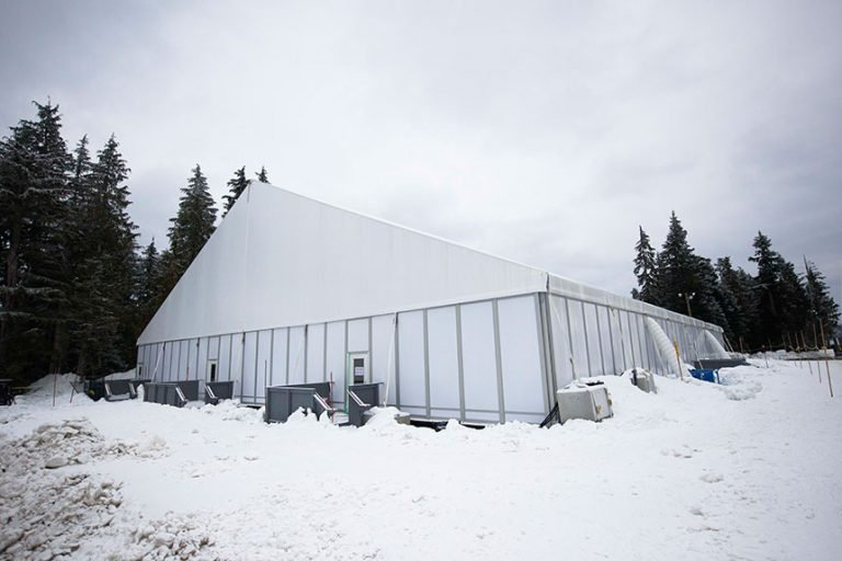 Snow-Loaded-Structure-Tent