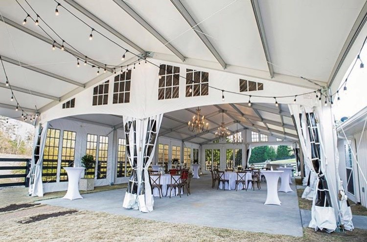 Wedding Structure Tent Rental