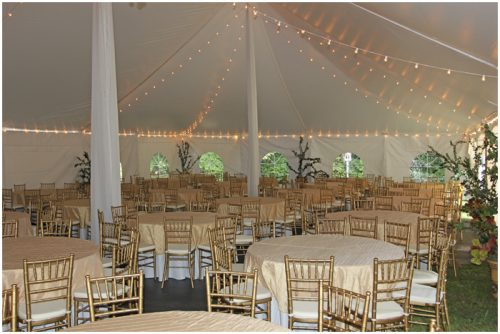 30x75 Canopy Tent