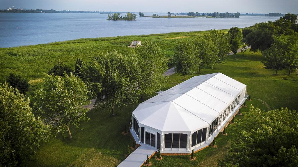 Wedding Structure Tent Rental