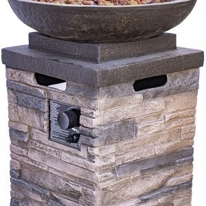 Fire place bowl