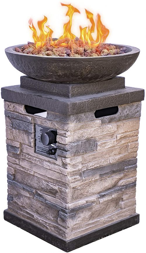 Fire place bowl
