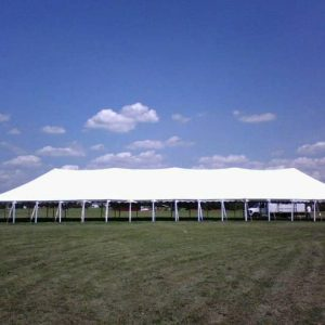40x120 Canopy Tent