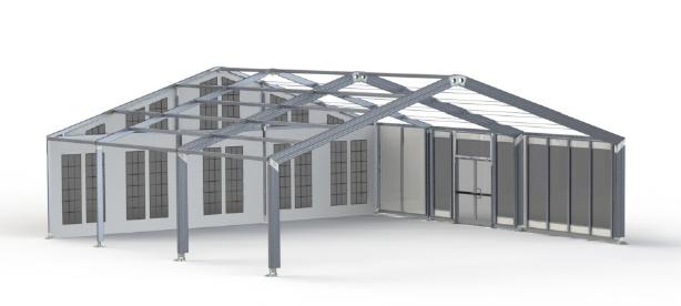 Structure Tent 3D