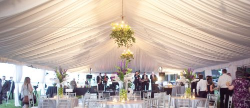 Wedding Tent Liners Chandeliers Table Chairs