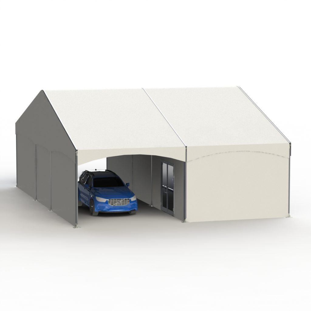 40x30 Drive-Thru Tent