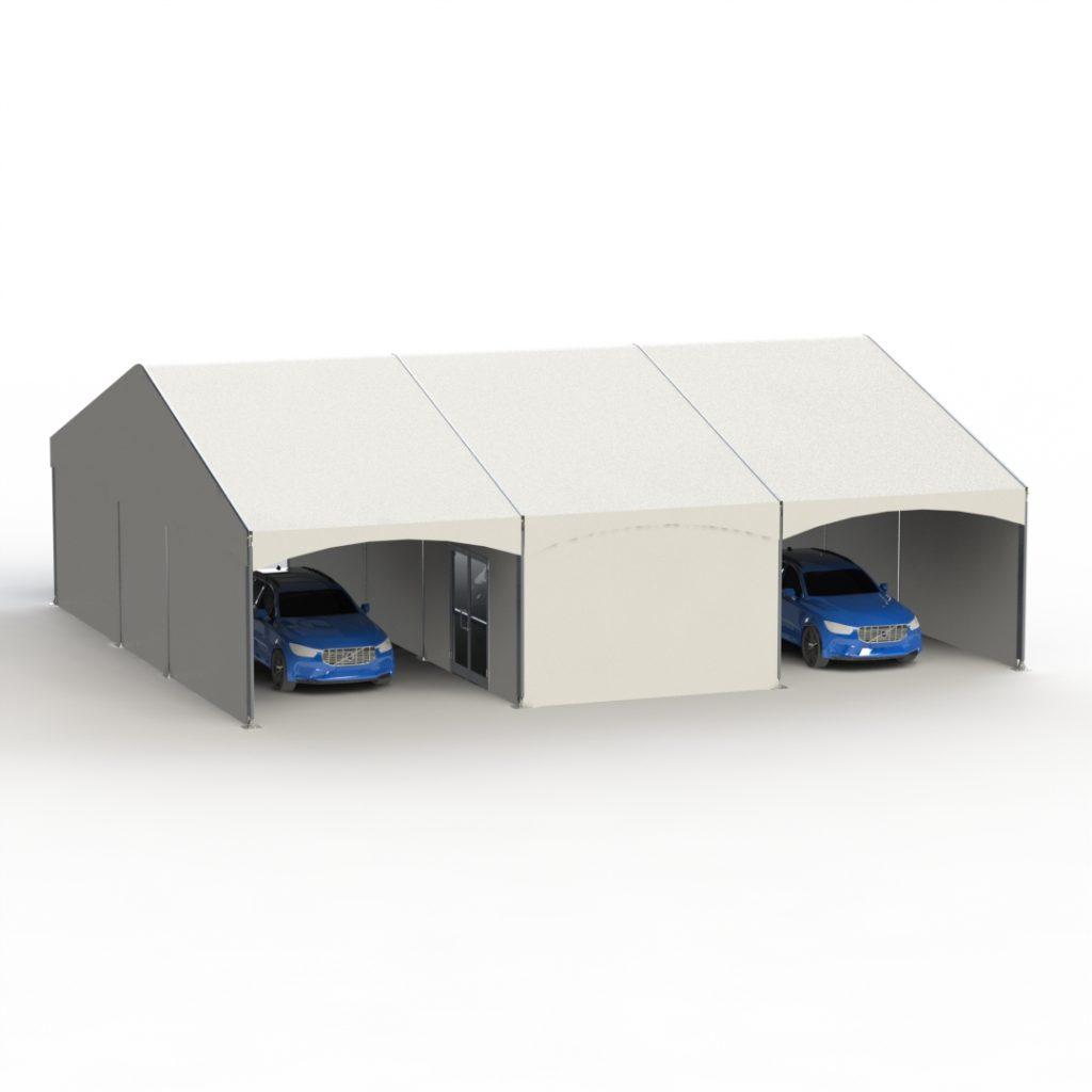 40x45 Drive-Thru Tent