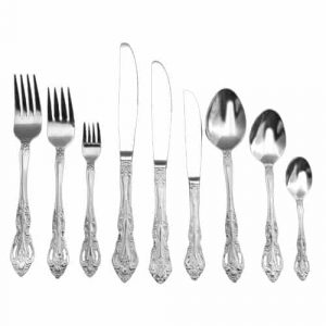 abbey silverware rental