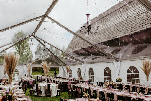 Clear Top Cathedral Sidewalls Rental