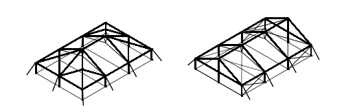 30' JumboTrac A-A/B-B Isometric