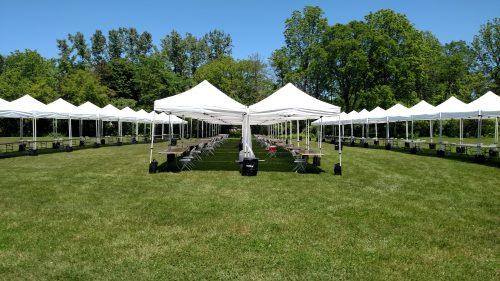 Ez Up Tent Festival