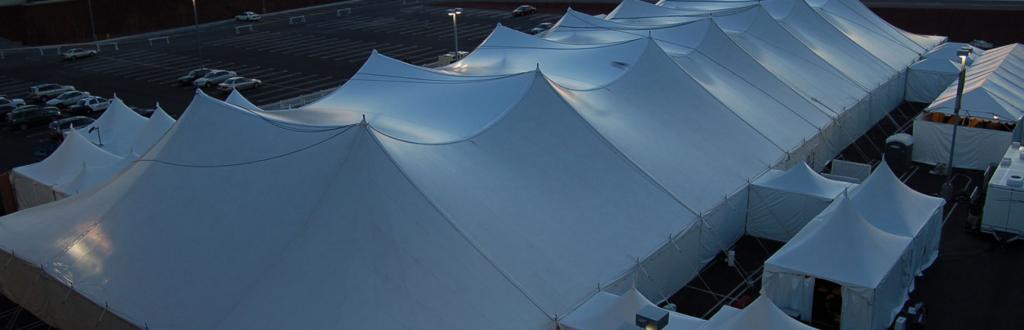 100x120 Pole Tent