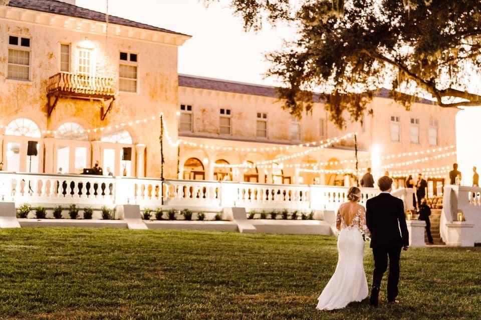 Wedding Rental Outdoor