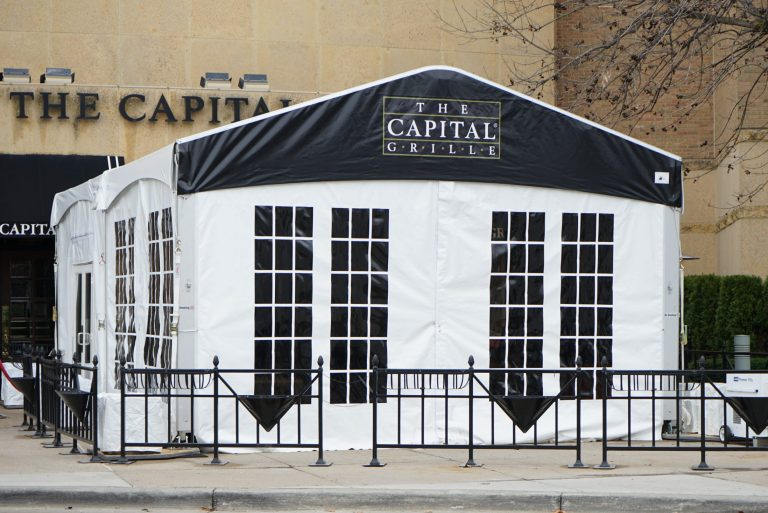 Knights Tent and Party Rental Capital Grille