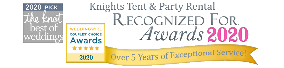 Knights Tent & Party Rental Awards WeddingWire