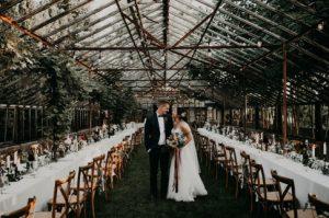 Farm Chairs Wedding