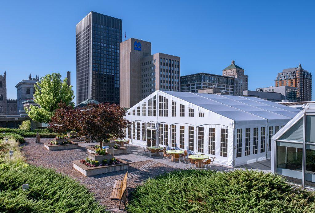 Long Term Rental Structure Tent