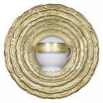 vanessa gold dinnerware