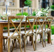 Farm Crossback Chairs